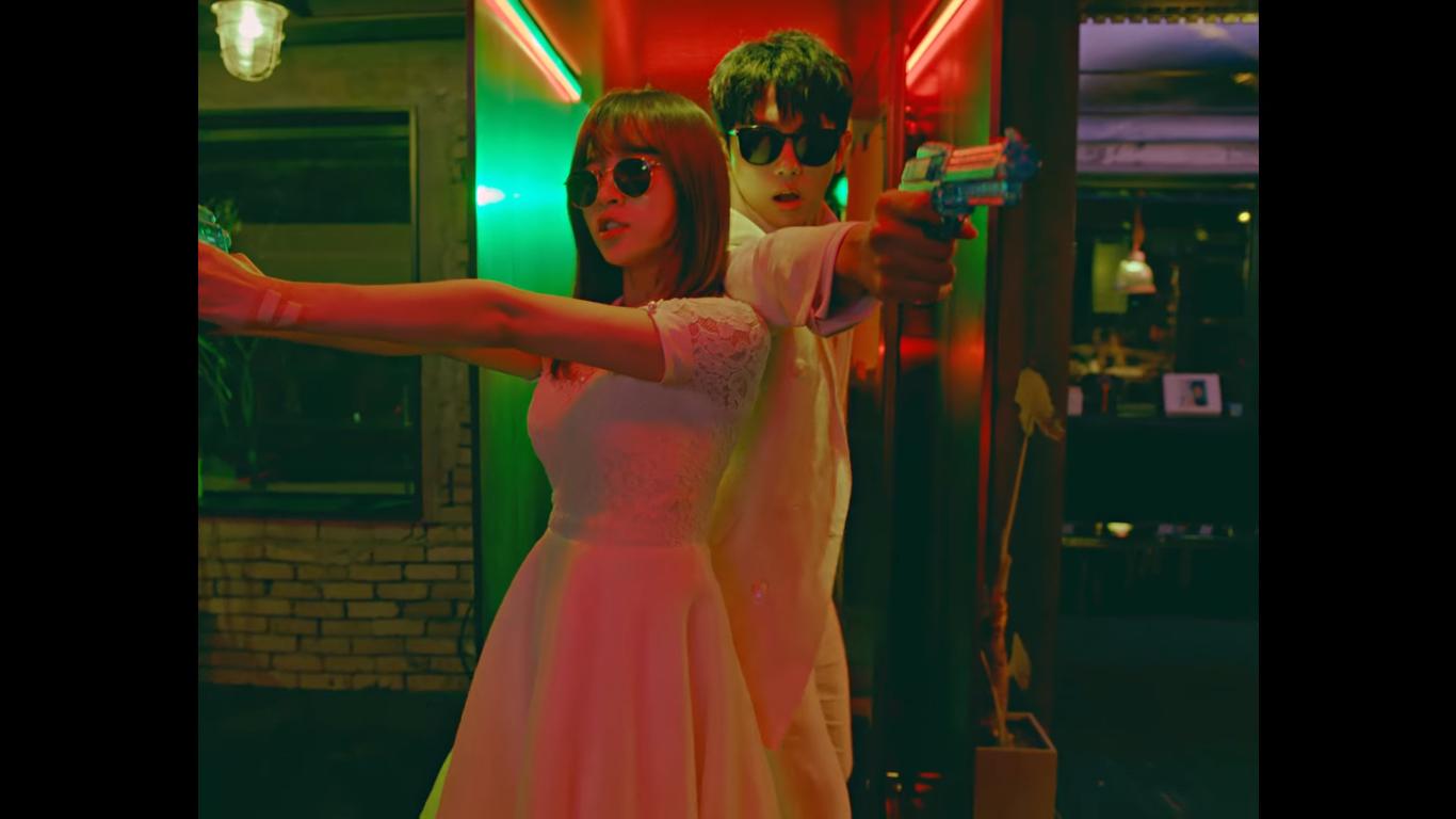 "Im Seulong Drops ""It's You"" MV Featuring Beenzino And EXID's Hani"