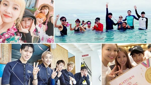 SMTOWN To Head To Jeju Island For Company Retreat And Workshop