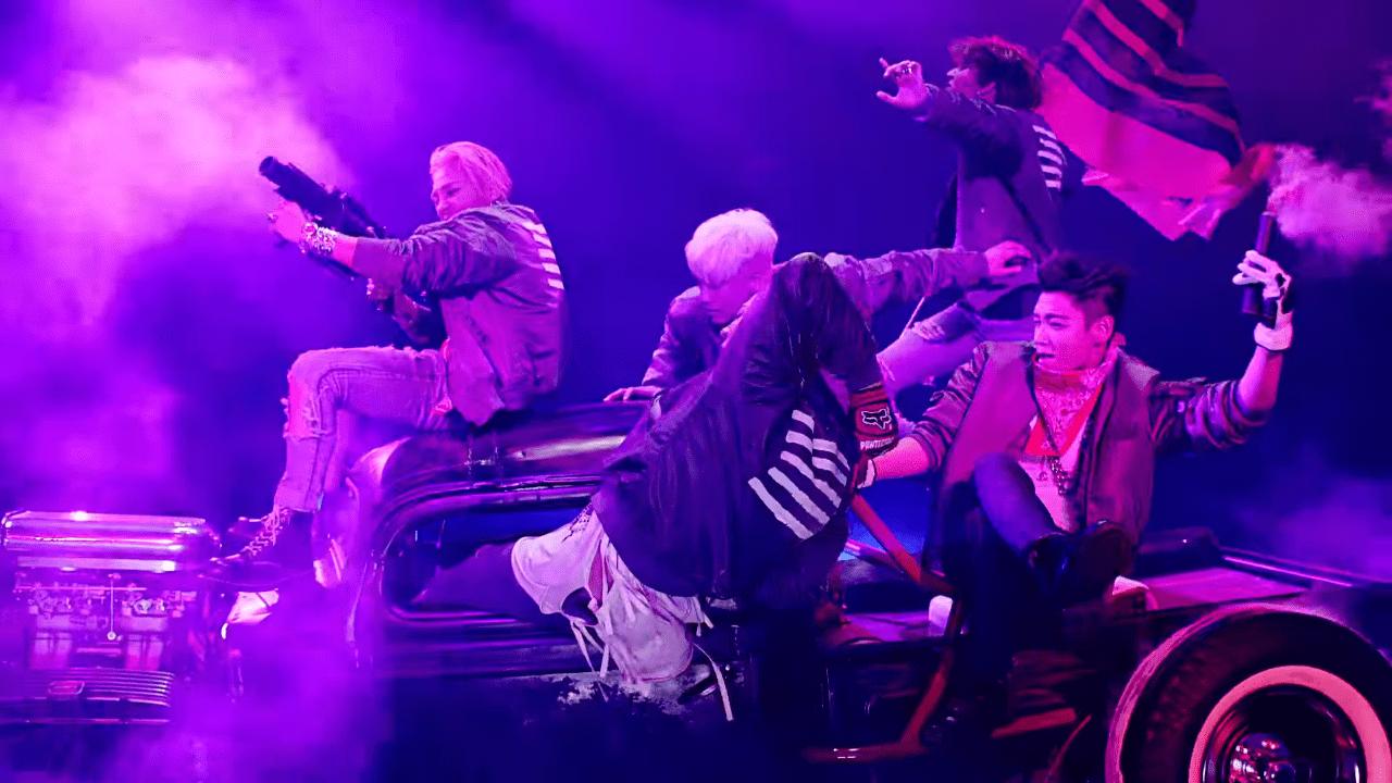 """BIGBANG's """"BANG BANG BANG"""" MV Hits 250 Million Views On YouTube"""