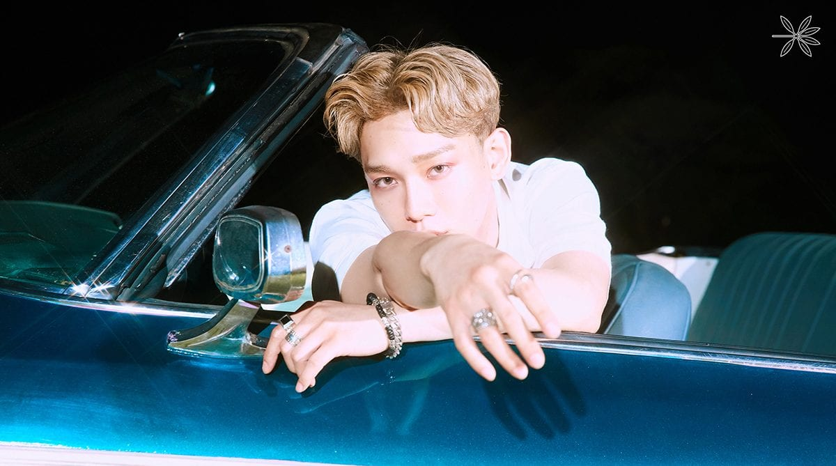 EXO's Chen Looks Ready For Summer In New Set Of Teaser Images
