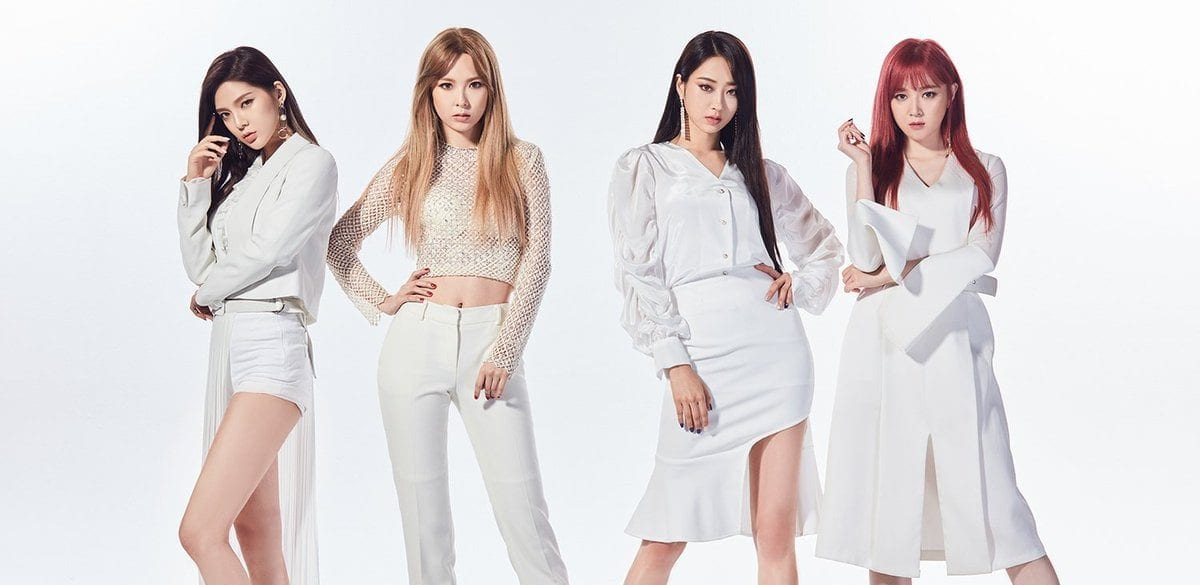 """9MUSES Drops Gorgeous Teaser Images For """"Love City"""" Comeback"""