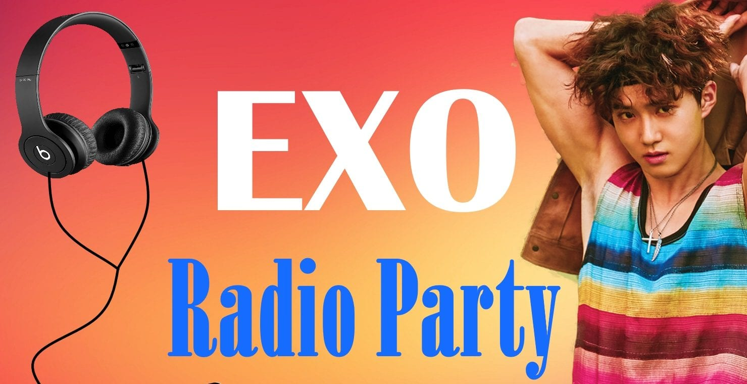 WTK RADIO: Join Us For An EXO Radio Party And Chat!