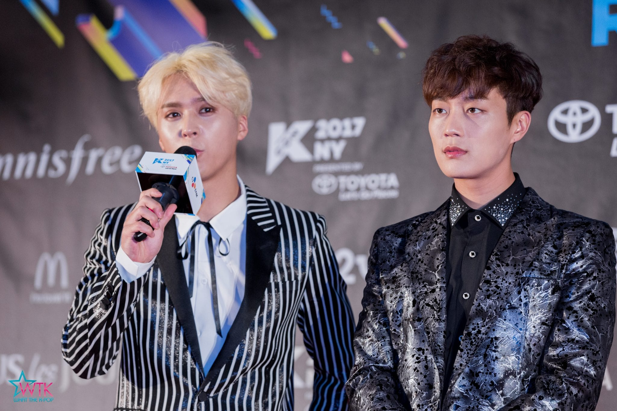 KCON NY 2017: Stars Shine On Day One Of Red Carpet Event