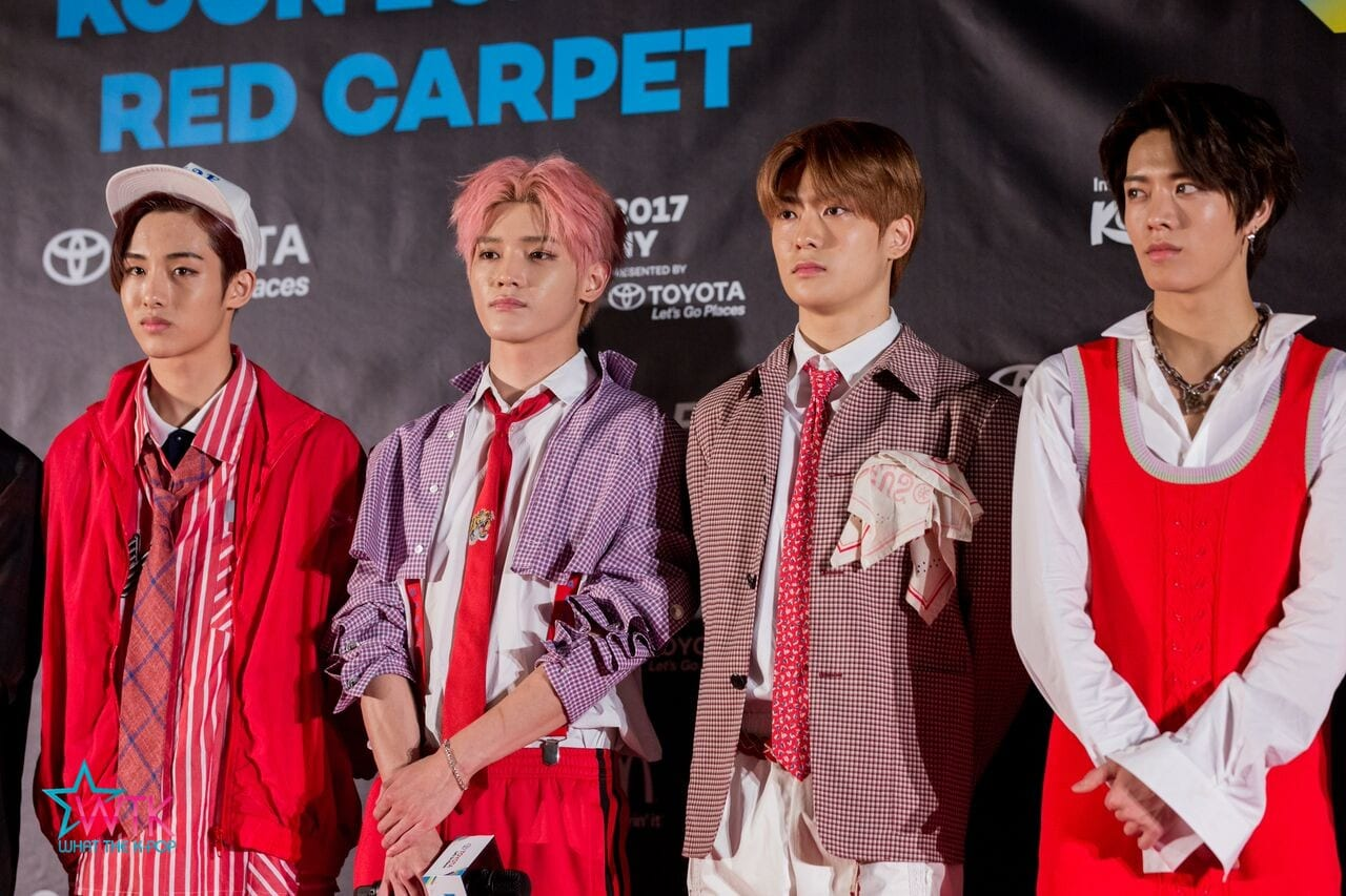 KCON NY 2017: Kpop Idols Rock The Red Carpet On Day Two