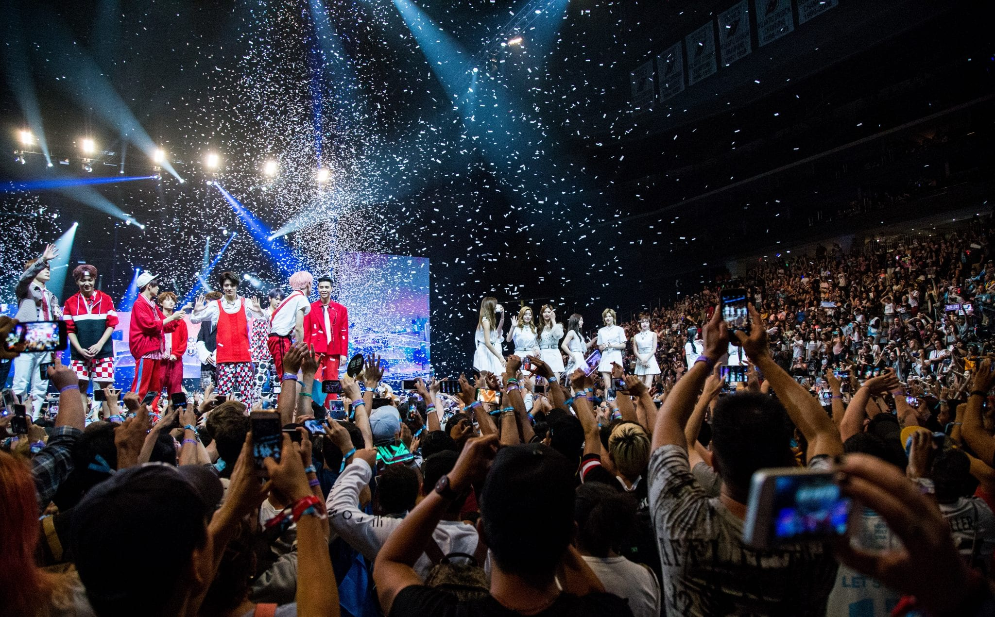 WTK REVIEW: CNBLUE, TWICE, NCT 127 & More Rock The Stage For KCON NY 2017