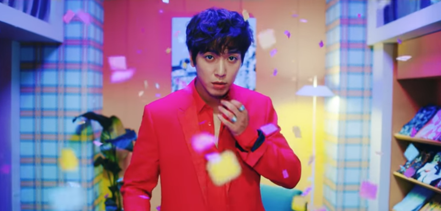 """WATCH: CNBLUE's Yonghwa Drops Funky Teaser Video For """"That Girl"""""""