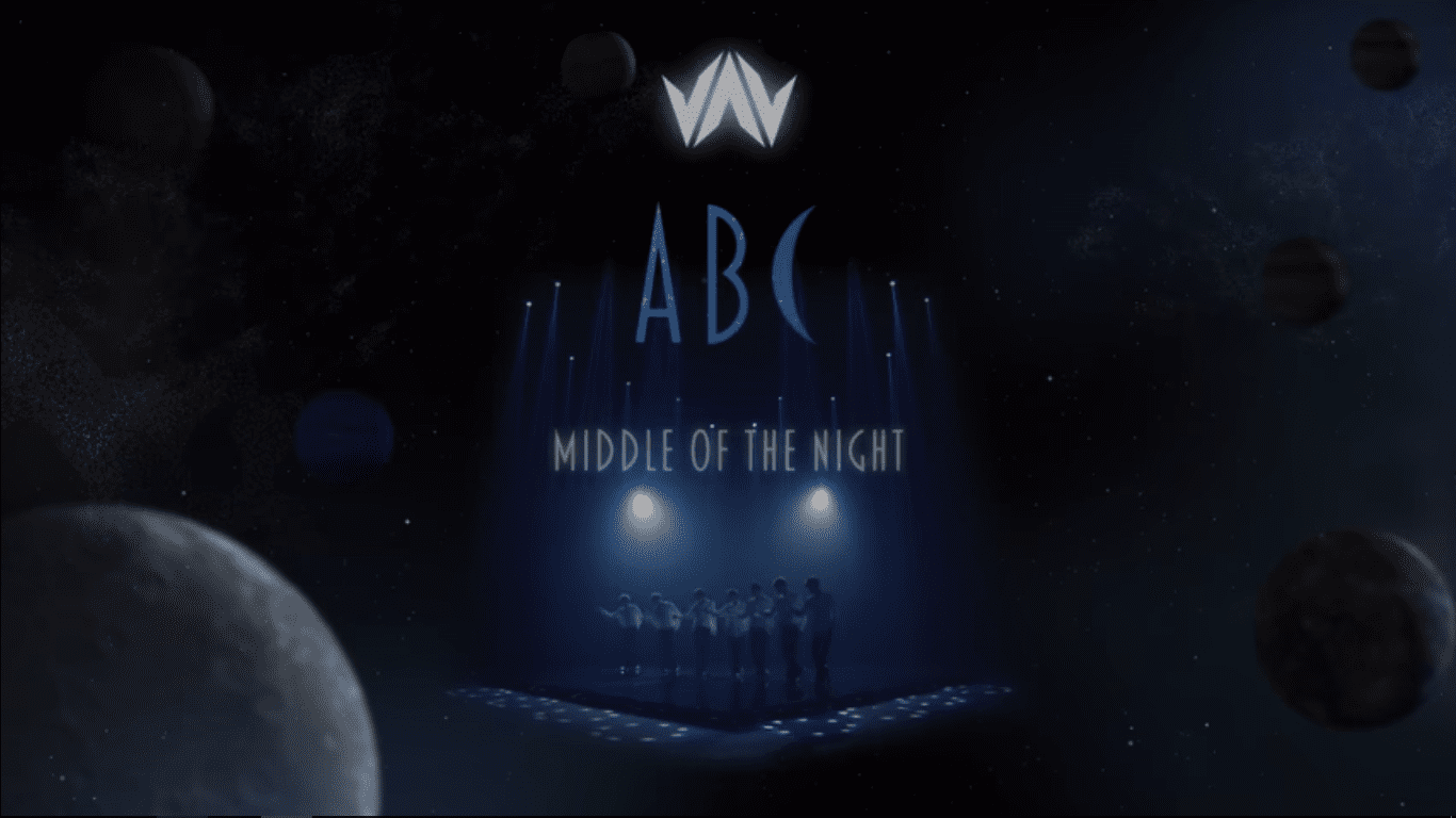 "WATCH: VAV Drops Sparkly New Teaser For ""Middle Of The Night"""