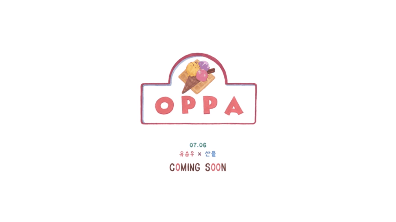 "WATCH: Sandeul And Yoo Seungwoo Release Teaser For ""Oppa"" MV"