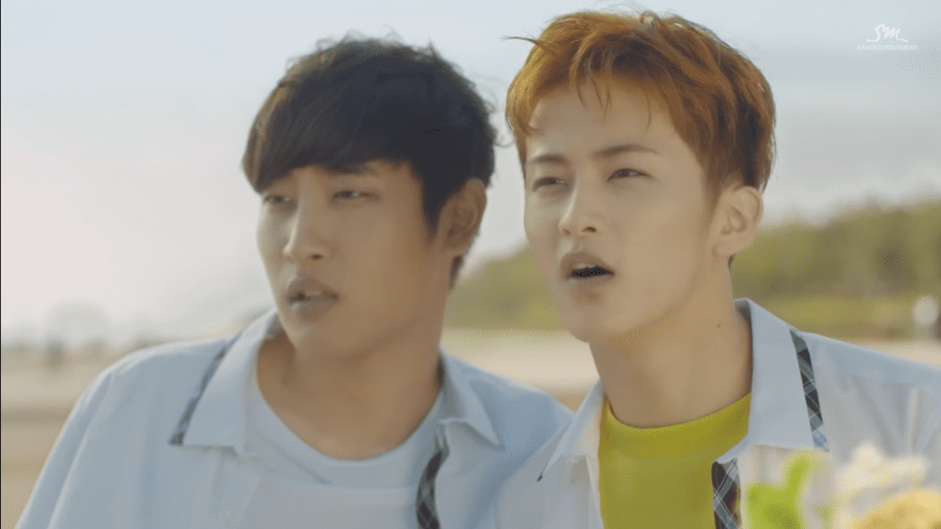 "WATCH: NCT's Mark And Parc Jae Jung Drop Teaser For ""Lemonade Love"""
