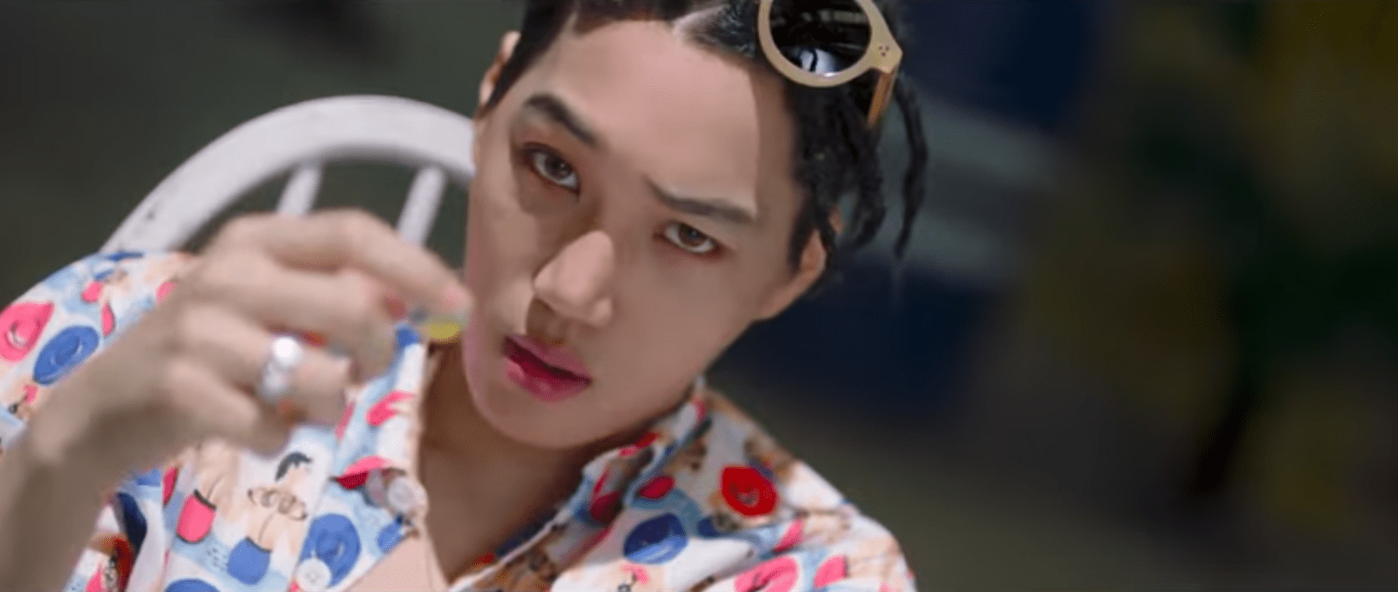 "WATCH: SMTOWN Drops ""The War"" Teaser For Kai"