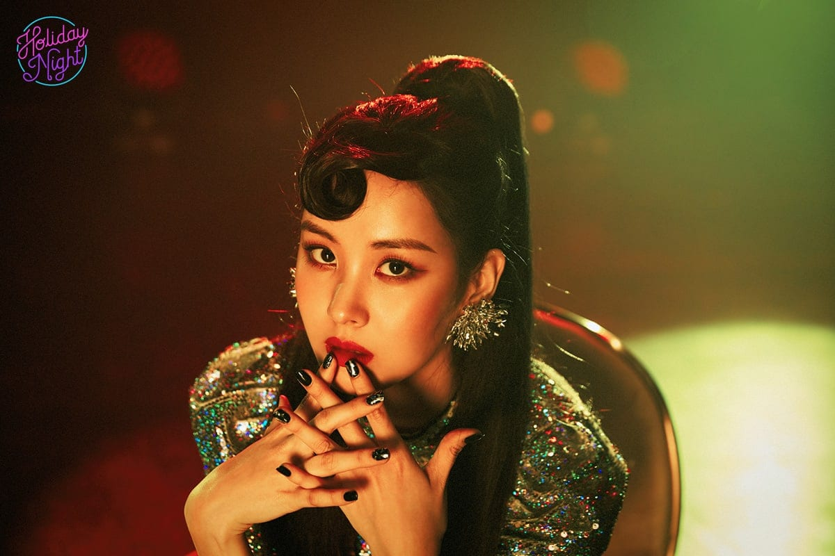 WATCH: SNSD Releases Beautiful Teasers For Seohyun