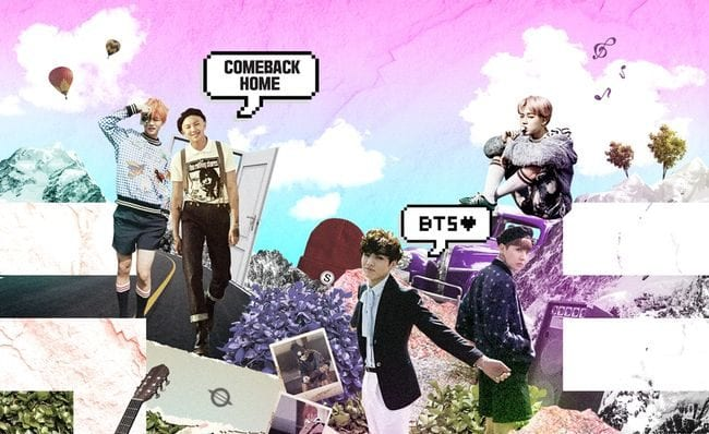 """LISTEN: BTS Releases Cover Of Seo Taiji's Hit """"Come Back Home"""""""
