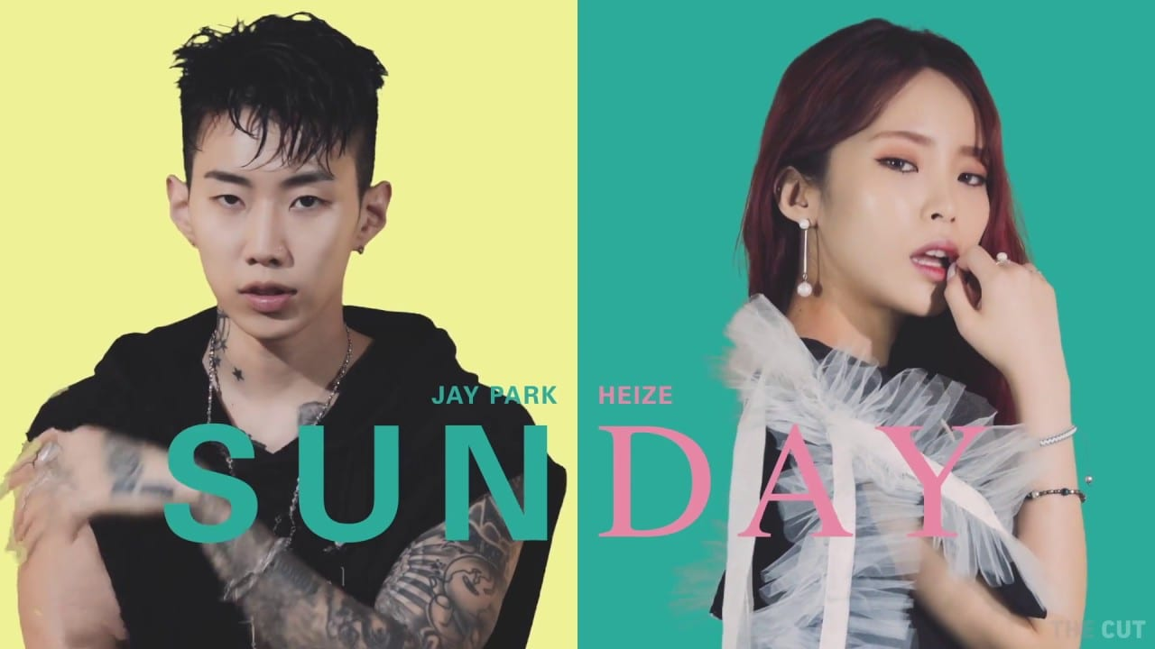 """WATCH: GroovyRoom Releases """"Sunday"""" MV With Jay Park And Heize"""