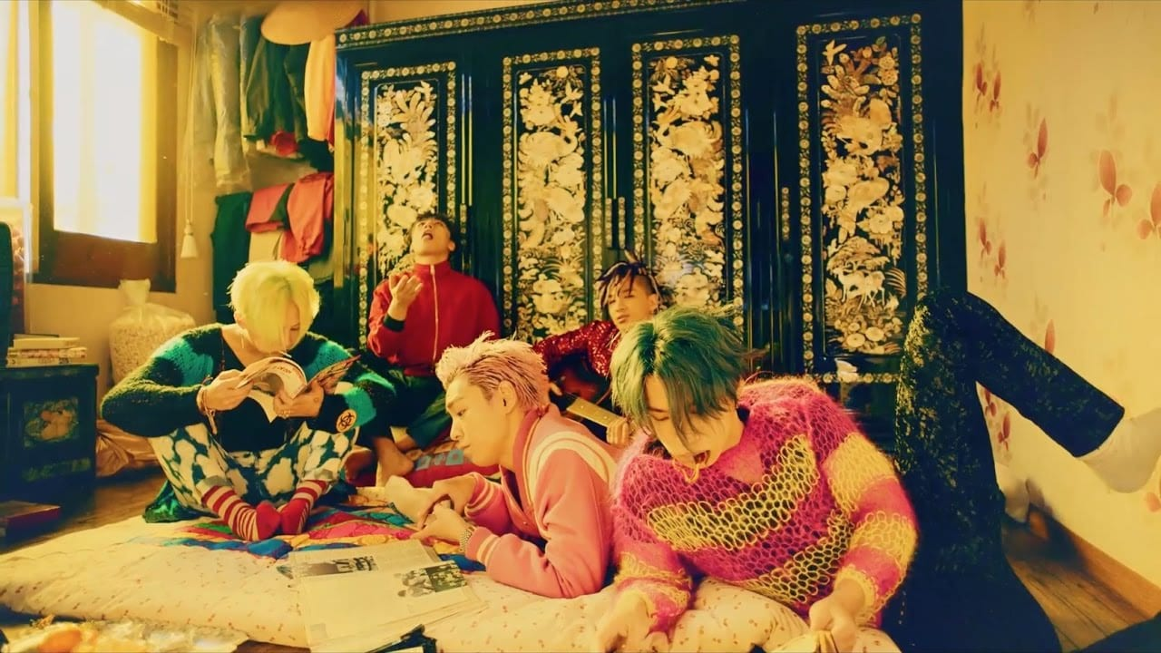 """FXXX IT"" Becomes BIGBANG's Ninth MV To Hit 100 Million Views"