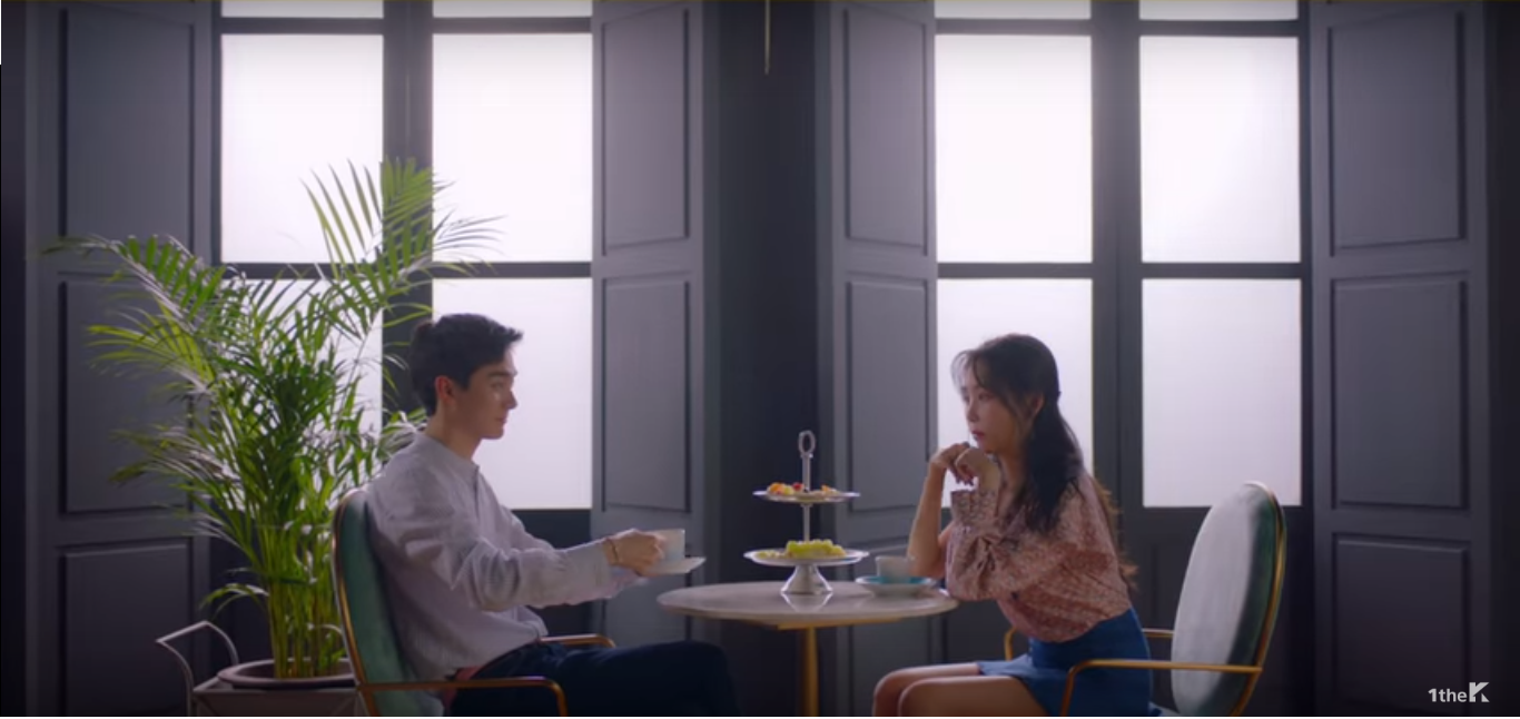 "WATCH: Raina Drops Teaser For ""Loop"" MV Featuring Aron Of NU'EST"