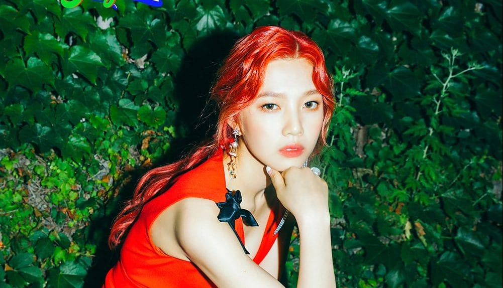 Red Velvet's Joy Looks Gorgeous In New Individual Teaser Images