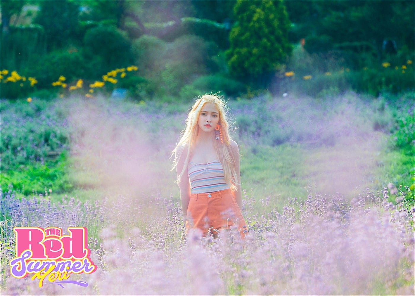 Red Velvet Releases Summery Teaser Images For Member Yeri