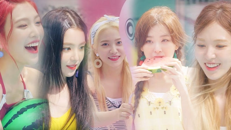 "WATCH: Red Velvet Drops Surprise ""You Better Know"" Video For Fans"