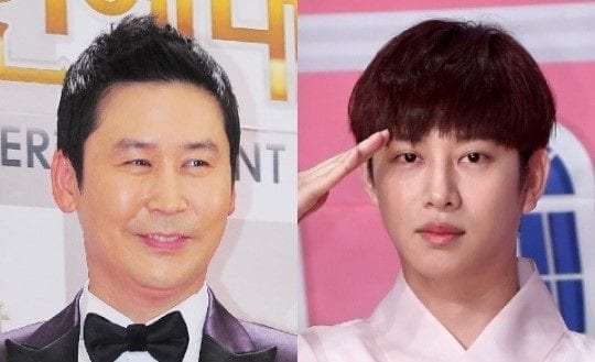Kim Heechul And Shin Dong Yup To Host New Matchmaking Show
