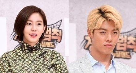 Kangnam Confirms That He And UEE Have Broken Up