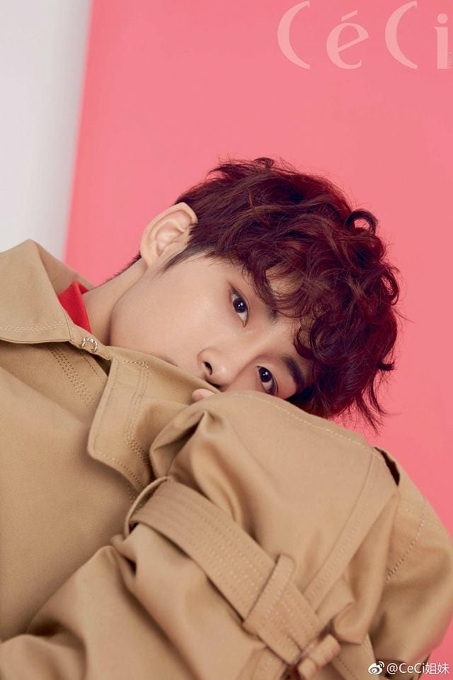 NCT 127's WinWin Defines Aesthetic In New CeCi China Photoshoot