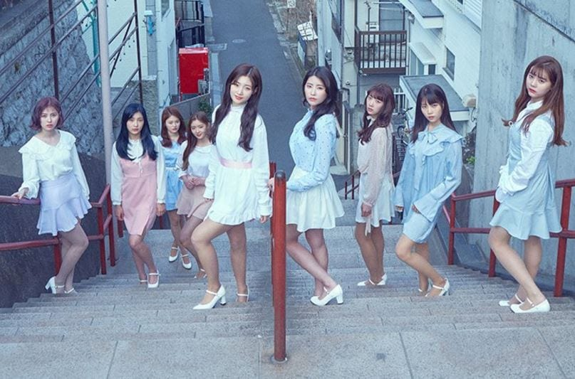 DIA Drops First Concept Images For Upcoming Album