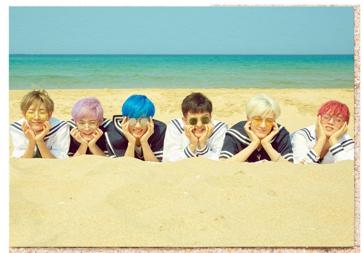 "NCT Dream Drops New Group Teasers For ""We Young"""