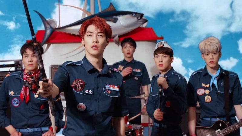 "WATCH: N.Flying Gets ""Real"" With Comeback MV"