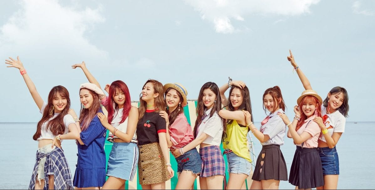 PRISTIN Drops Adorable Group Teasers For August Comeback