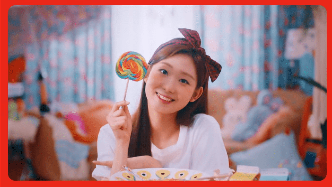WATCH: Apple.B Makes Official Debut With Adorable MV