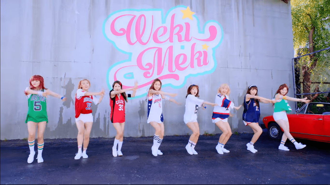 """WATCH: Weki Meki Makes Official Debut With """"I Don't Like Your Girlfriend"""""""