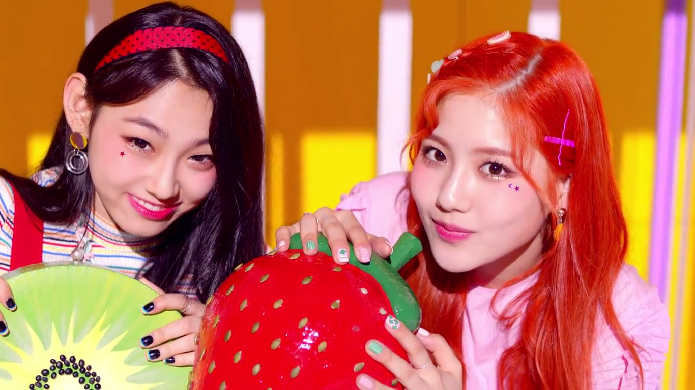 """WATCH: gugudan5959 Causes Trouble In Debut MV For """"Ice Chu"""""""