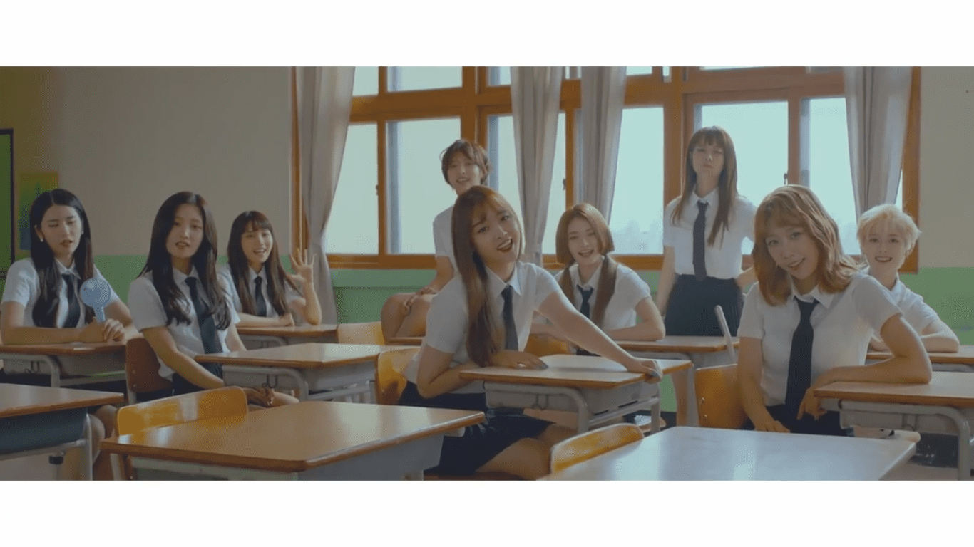 """WATCH: DIA Makes Comeback With """"Can't Stop"""" MV"""