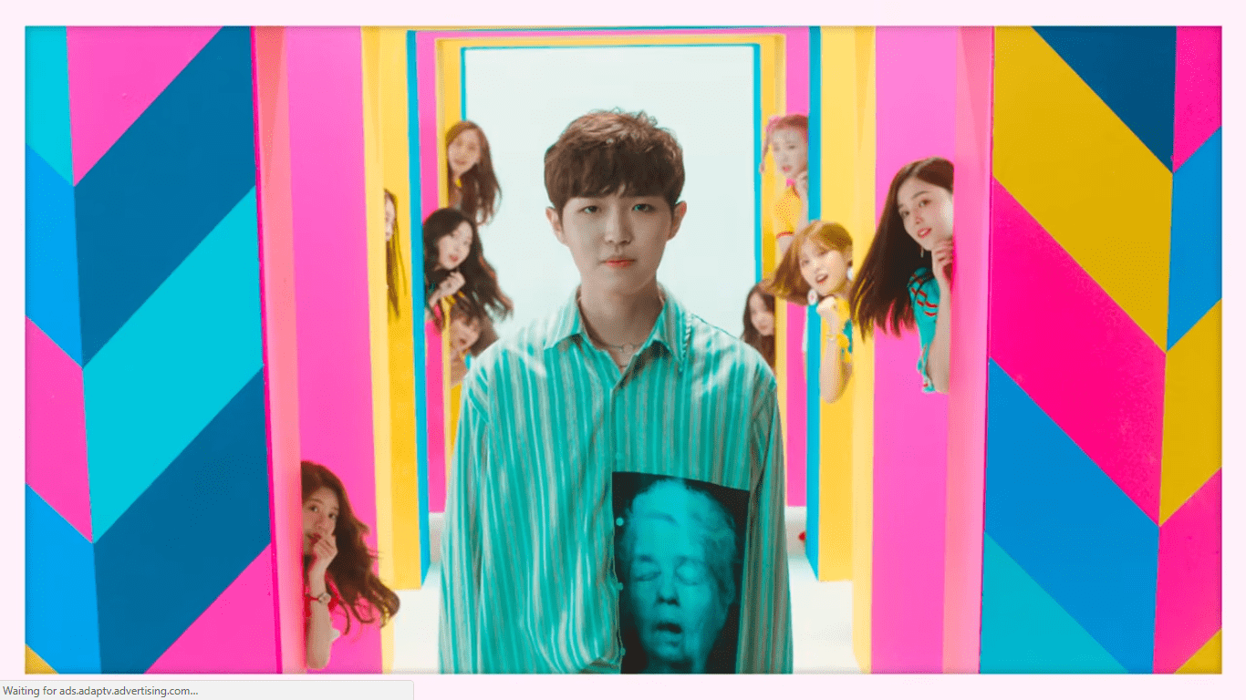 "WATCH: MOMOLAND Drops ""Freeze"" MV With WANNA ONE's Kim Jae Hwan"