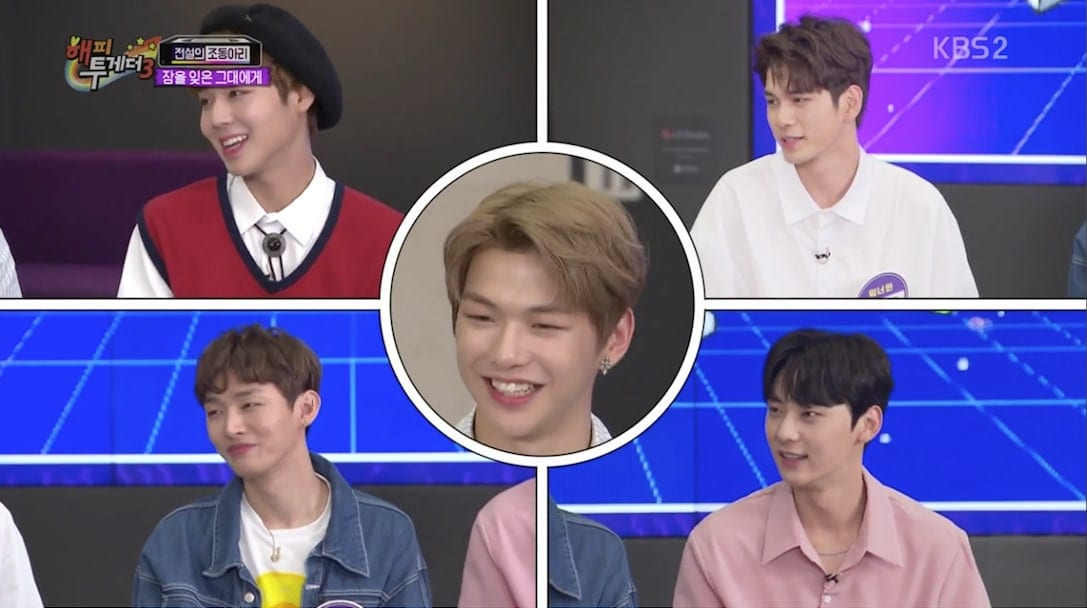 WANNA ONE Confesses Their Love For EXO's Kai, BTS's V, And TVXQ
