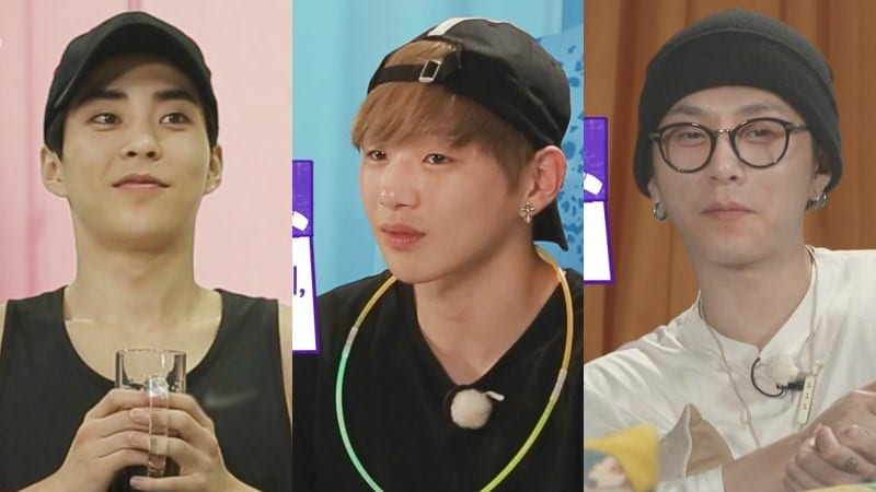 Xiumin, Junhyung, Daniel & More Reveal Their Habits In Profiles For New Show