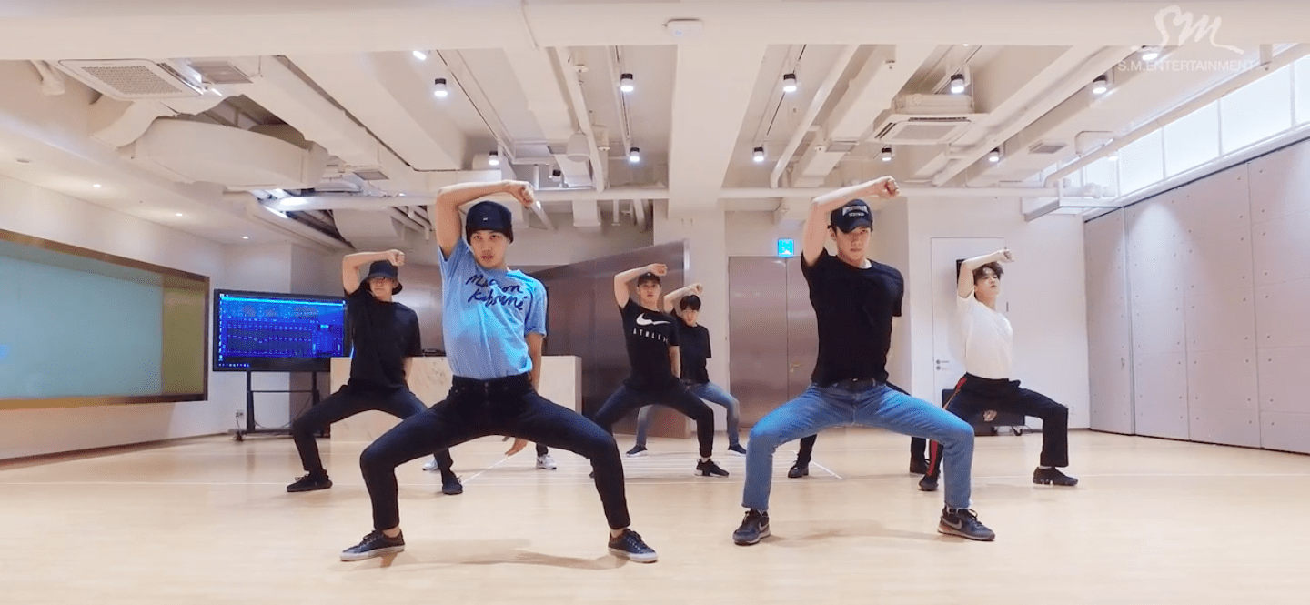 "WATCH: EXO Drops ""The Eve"" Dance Practice Version"