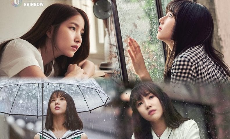 GFRIEND Releases Pretty Teaser Images For Upcoming Album