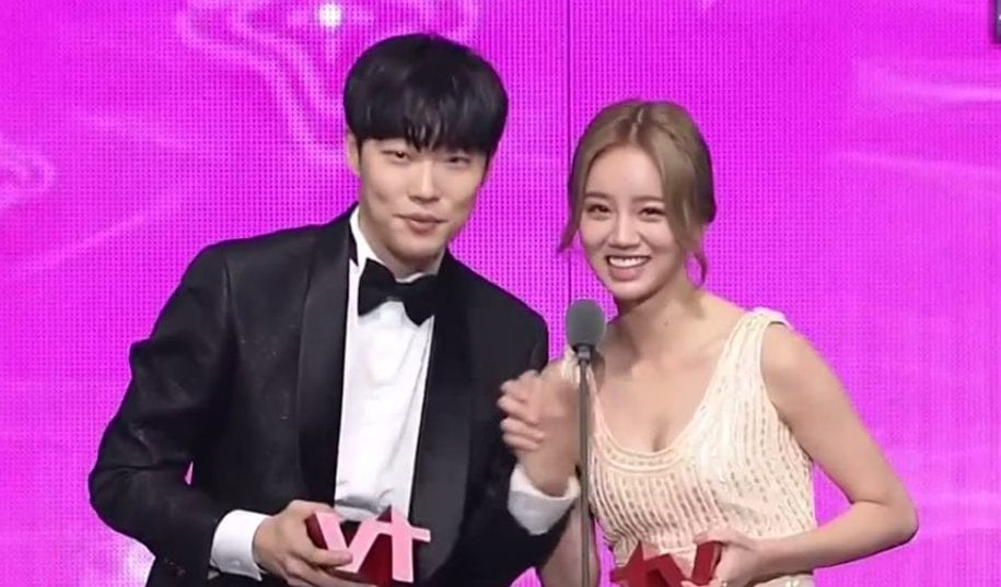 BREAKING: Ryu Jun Yeol And Hyeri Of Girl's Day Confirmed To Be Dating