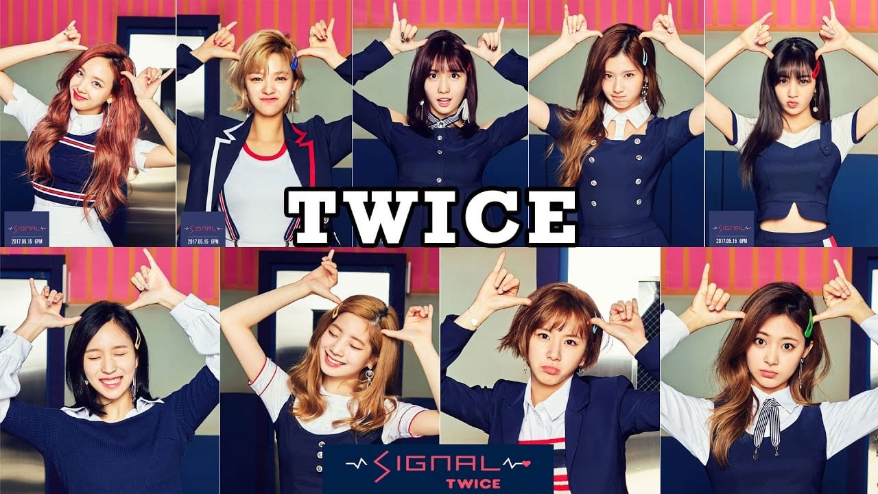 """TWICE's """"Signal"""" Becomes Group's Fifth MV To Reach 100 ..."""