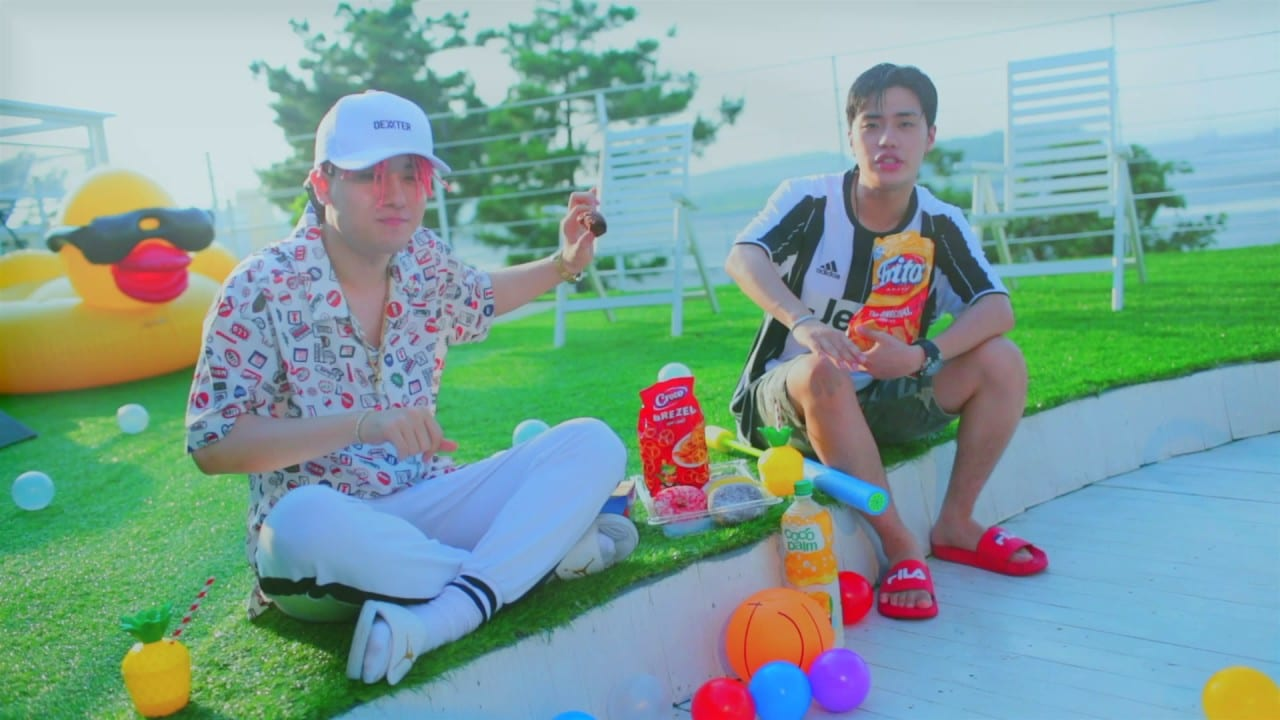 """WATCH: AA Makes Official Debut With """"FLEX"""" MV"""