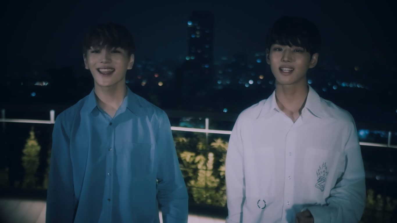 WATCH: PENTAGON's Kino And Hongseok Release Romantic MV