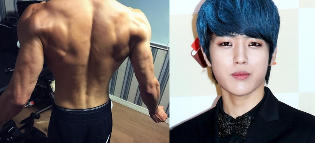 INFINITE's Sungyeol Shows Off Amazing Build After Months Of Exercise