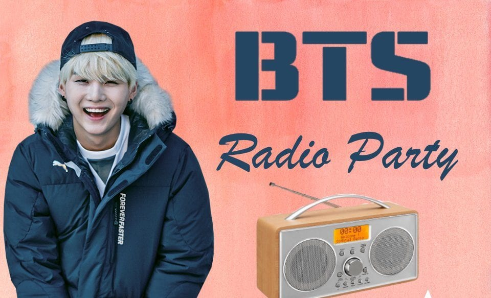 WTK RADIO: Join Us For A BTS Radio Party And Group Chat!