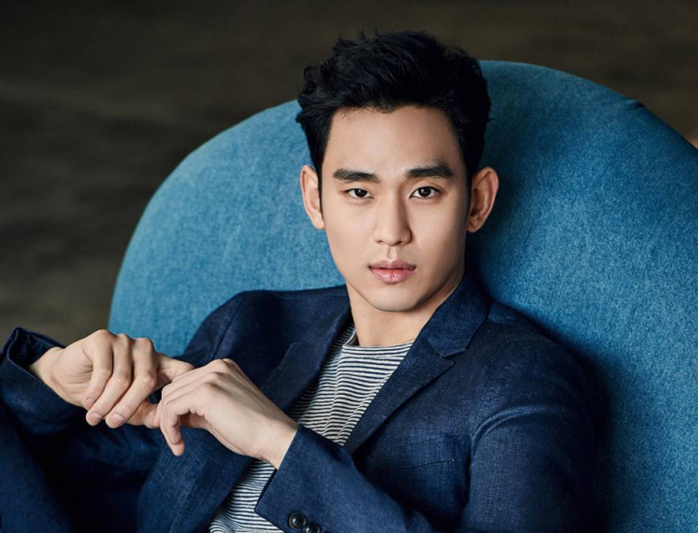 Actor Kim Soo Hyun To Enlist In Military In October