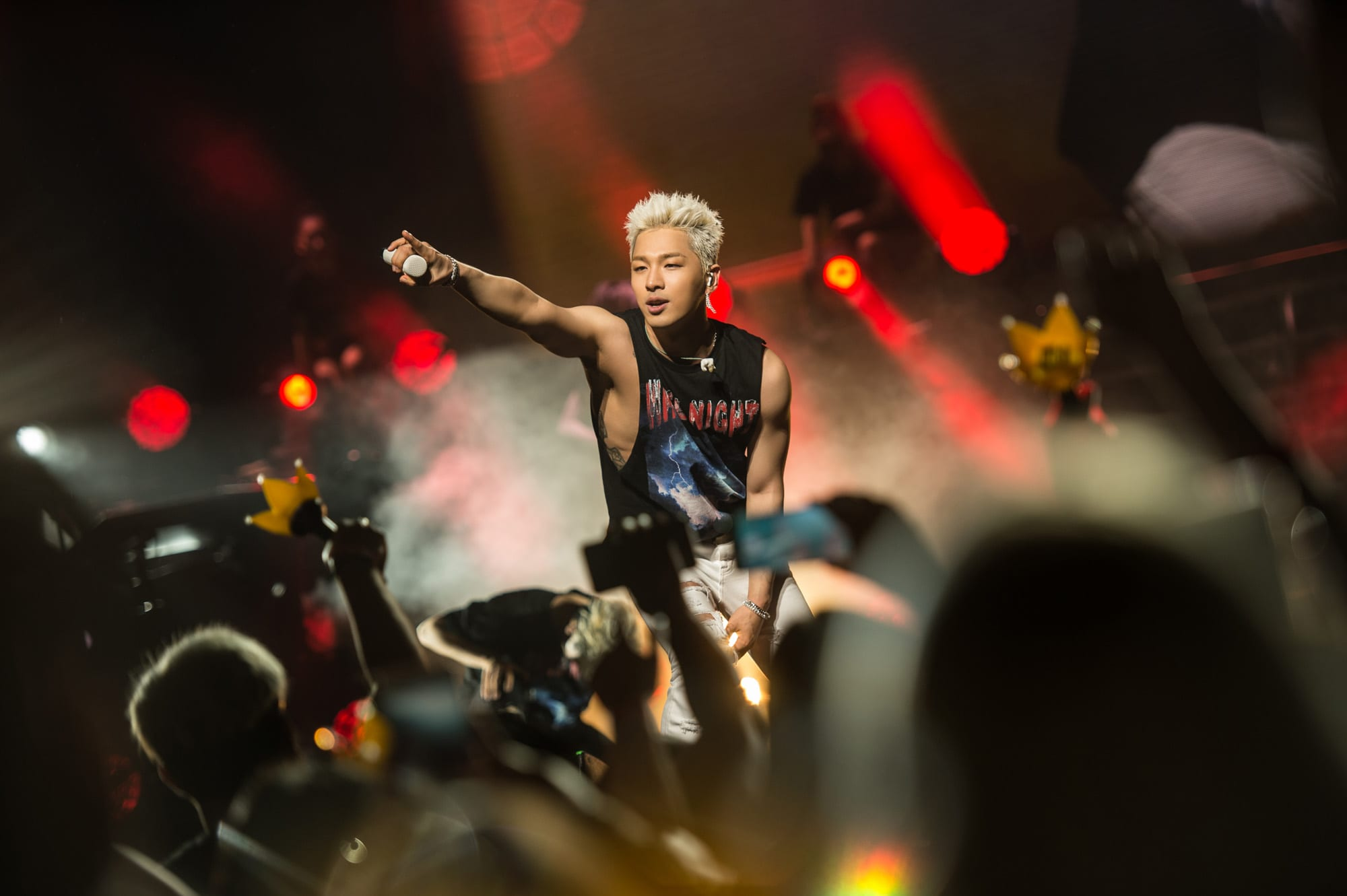 WTK Review: Taeyang Rocks The Stage For First U.S. Solo Tour
