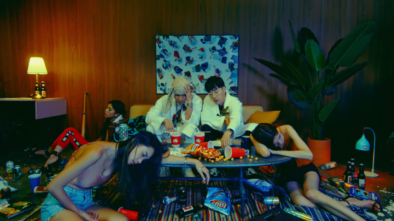 WATCH: Sik-K, pH-1, And Jay Park Release Killer Track With GroovyRoom