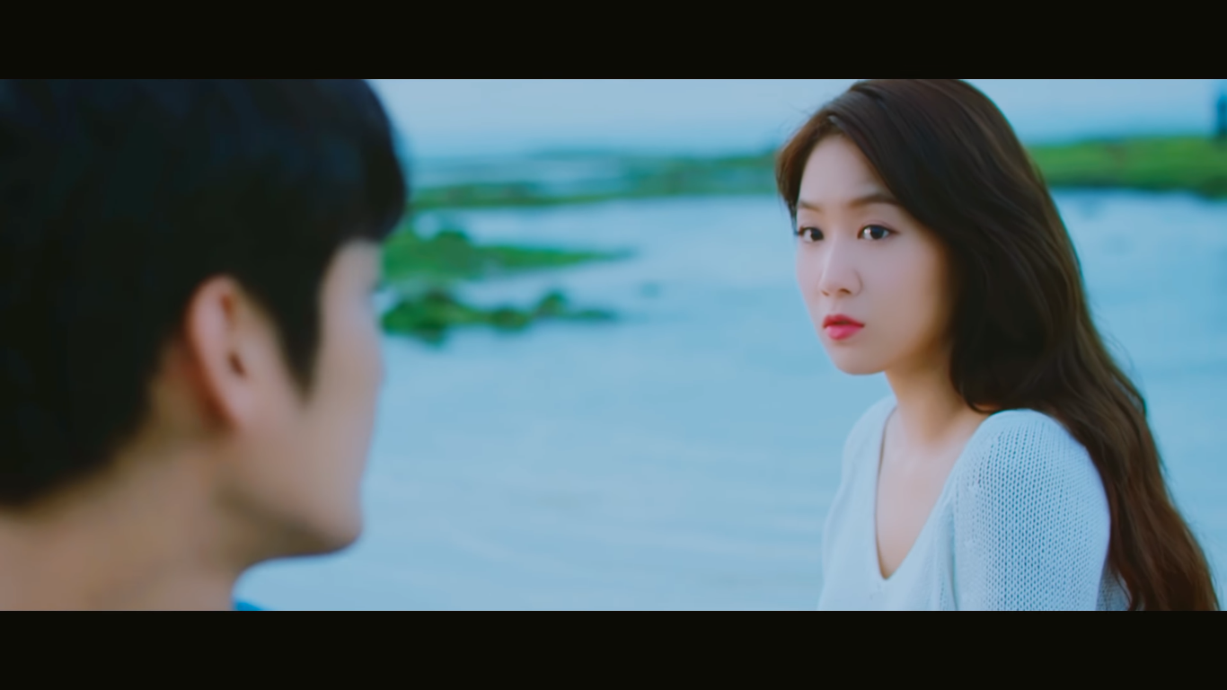 """WATCH: Soyou Shines In Teaser For """"The Blue Night of Jeju Island"""""""
