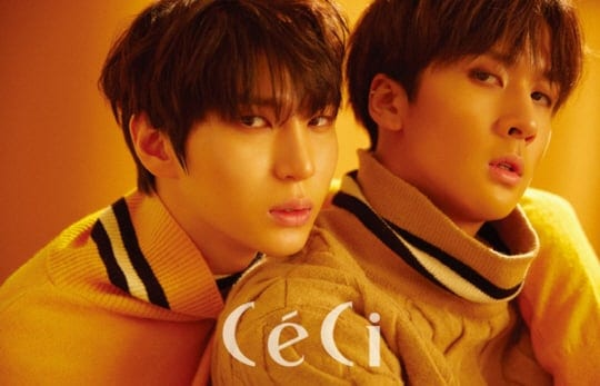 VIXX LR Is Ready For Autumn In New Issue Of CeCi Magazine