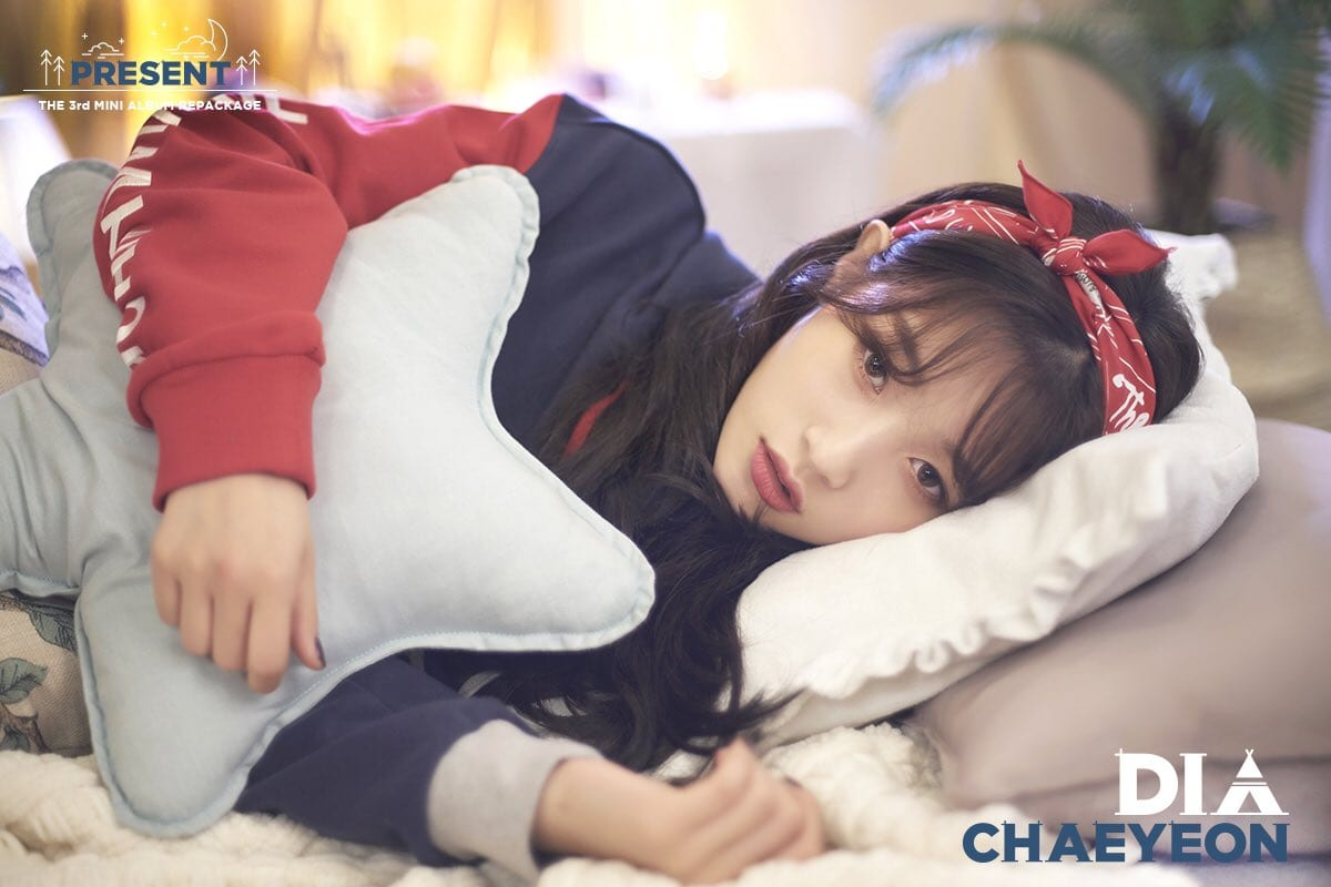 """WATCH: DIA Drops Chaeyeon's Teaser Image For """"Present"""""""